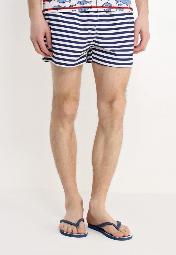 Мужские шорты для плавания Befree (Бифри) 629516735: изображение 3