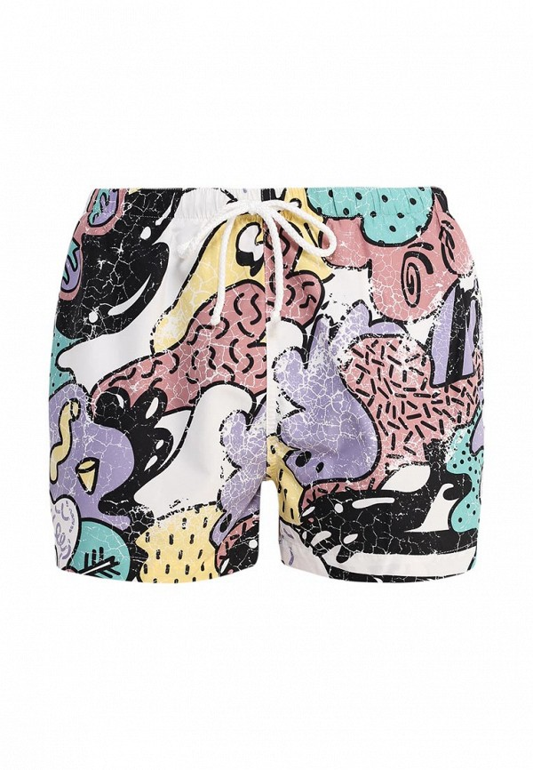 Мужские шорты для плавания Befree (Бифри) 629516735: изображение 5