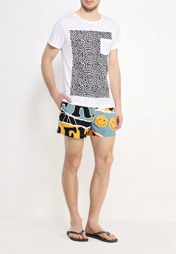 Мужские шорты для плавания Befree (Бифри) 629516735: изображение 6