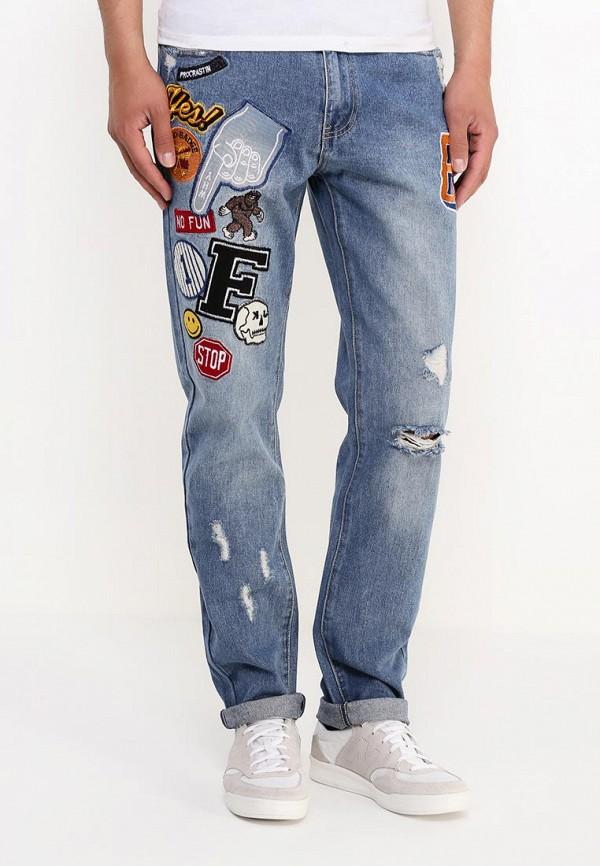Зауженные джинсы Befree 629417718: изображение 3