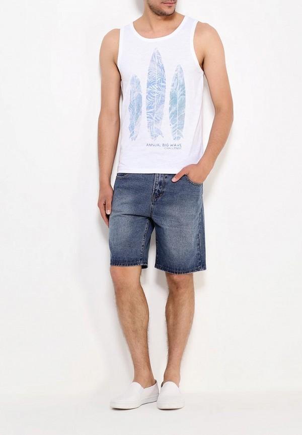 Мужские джинсовые шорты Befree (Бифри) 629427726: изображение 2
