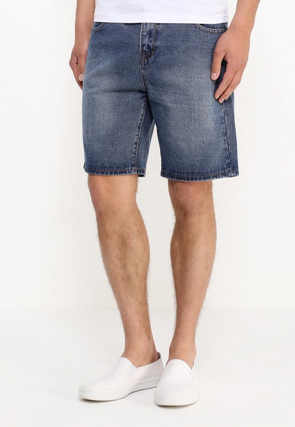 Мужские джинсовые шорты Befree (Бифри) 629427726: изображение 3