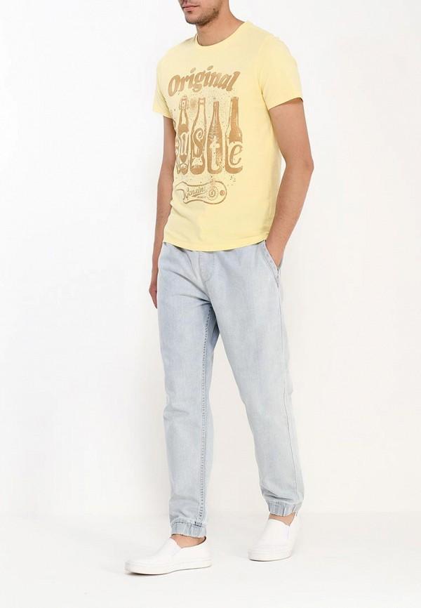 Мужские прямые джинсы Befree (Бифри) 629429727: изображение 2
