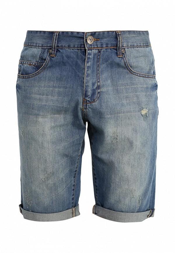 Мужские джинсовые шорты Befree (Бифри) 629509728: изображение 1