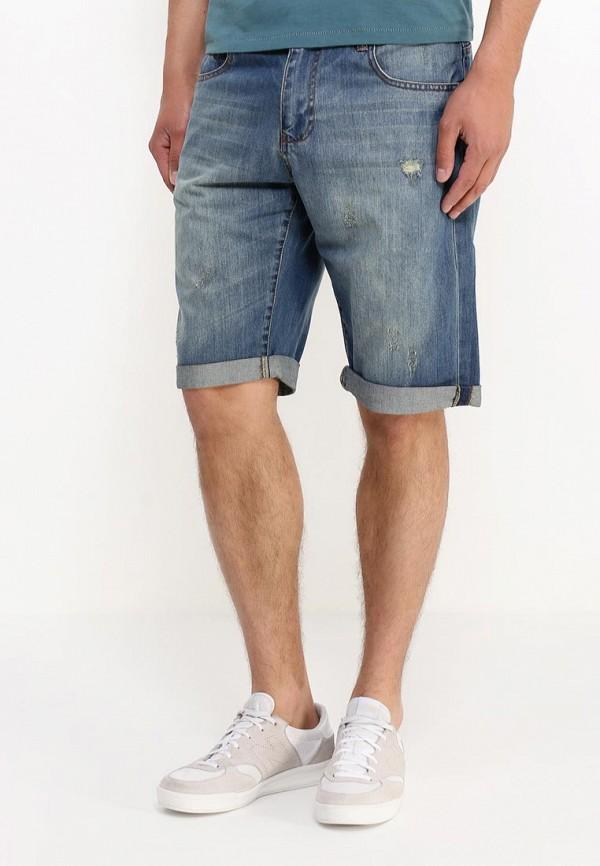 Мужские джинсовые шорты Befree (Бифри) 629509728: изображение 3