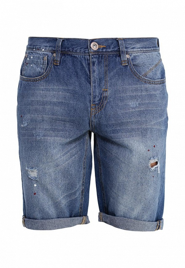 Мужские джинсовые шорты Befree (Бифри) 629511730: изображение 1