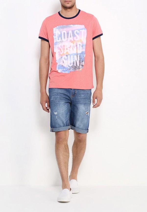Мужские джинсовые шорты Befree (Бифри) 629511730: изображение 2