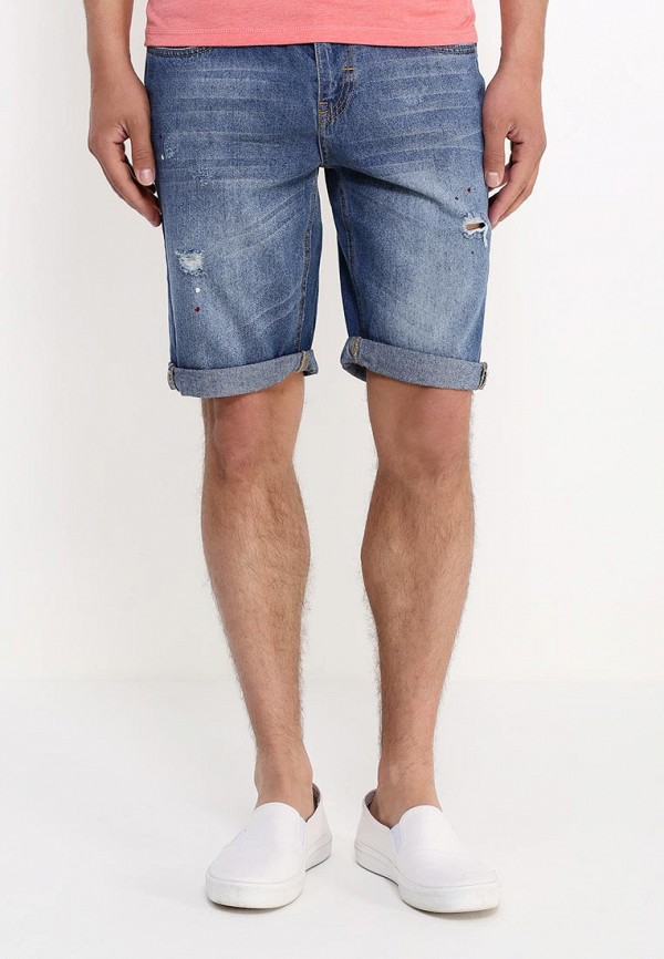 Мужские джинсовые шорты Befree (Бифри) 629511730: изображение 3