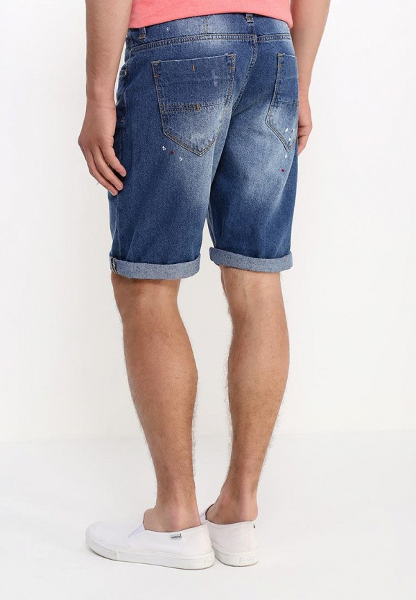 Мужские джинсовые шорты Befree (Бифри) 629511730: изображение 4