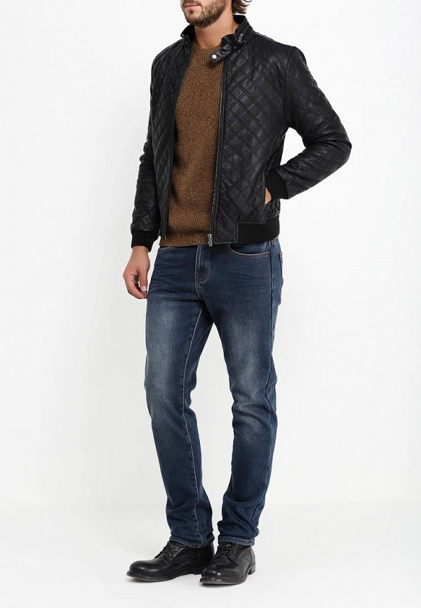 Кожаная куртка Befree (Бифри) 639810102: изображение 2