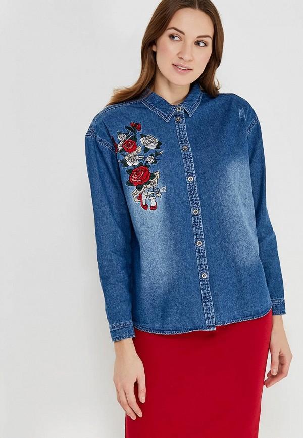 Рубашка джинсовая Befree Befree BE031EWADMN2