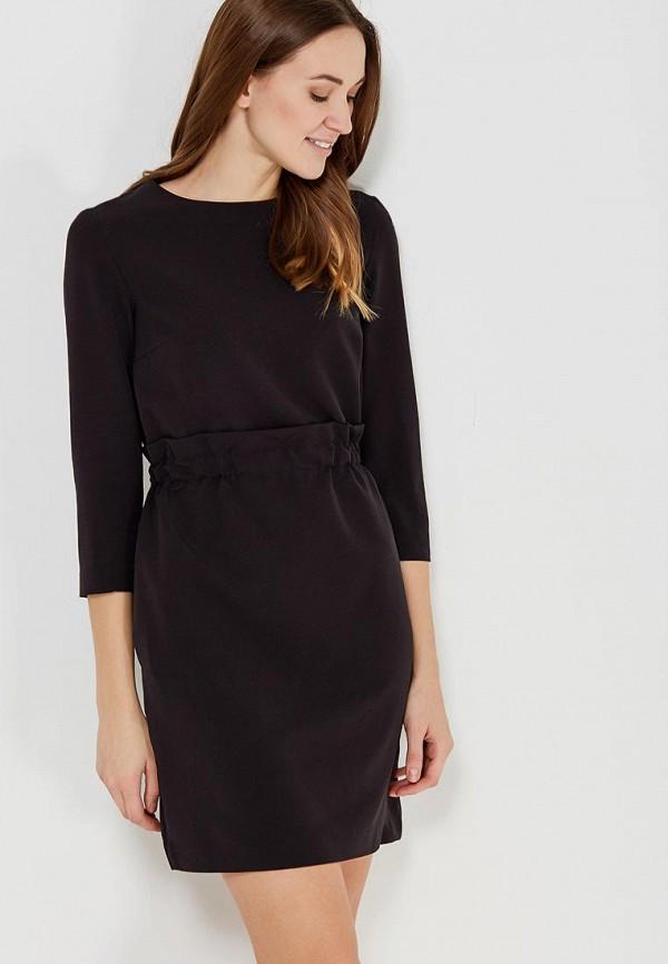 Купить Платье Befree, BE031EWADMP5, черный, Весна-лето 2018