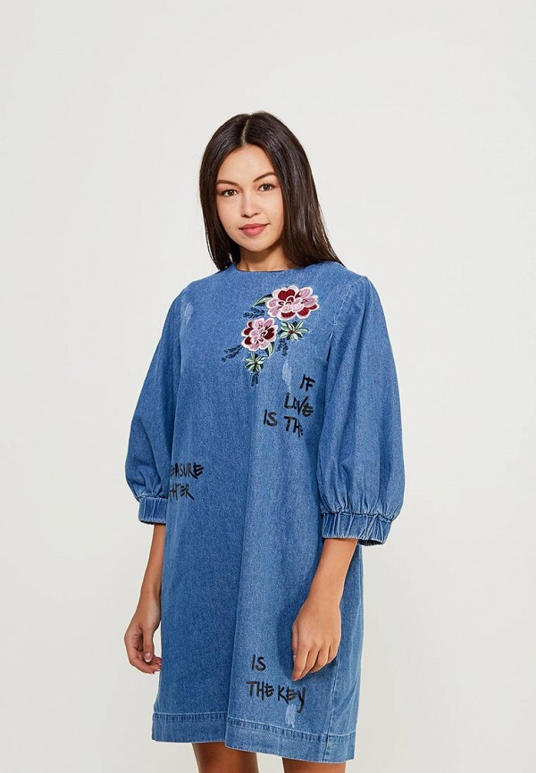 Платье джинсовое Befree Befree BE031EWADNE2