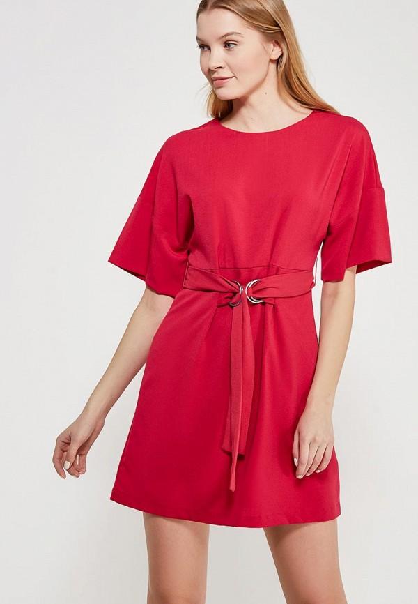 Купить Платье Befree, BE031EWADNI1, розовый, Весна-лето 2018
