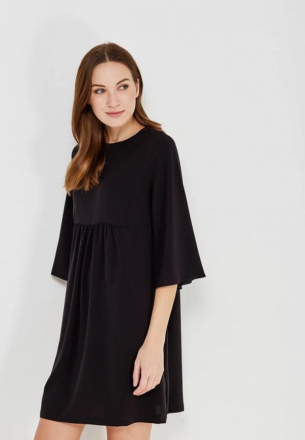 Купить Платье Befree, BE031EWADNO2, черный, Весна-лето 2018