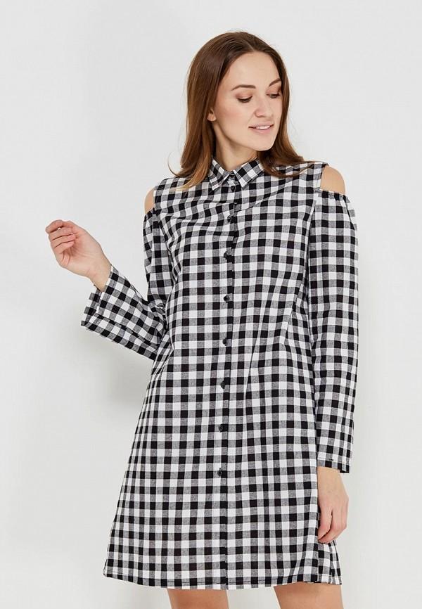 Купить Платье Befree, BE031EWADNP1, серый, Весна-лето 2018