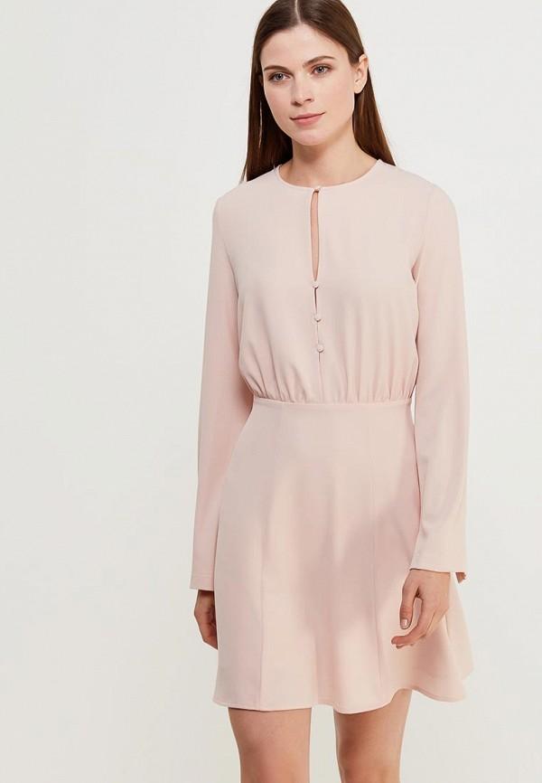 Купить Платье Befree, BE031EWADNT2, розовый, Весна-лето 2018
