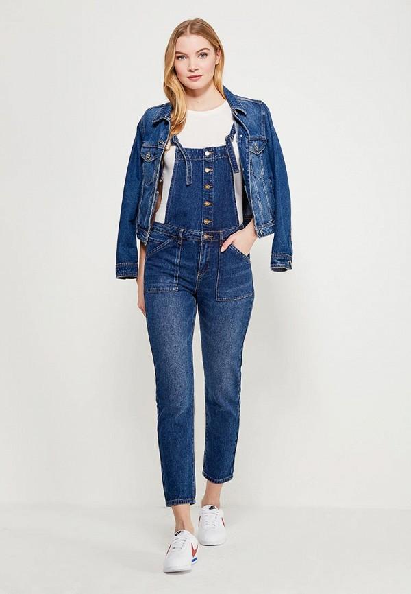 Фото Комбинезон джинсовый Befree. Купить с доставкой