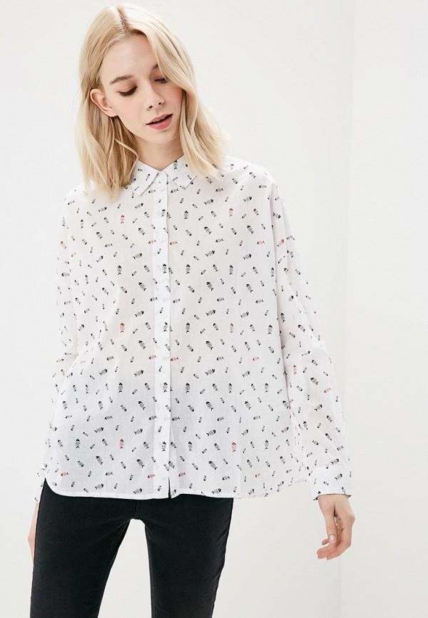 Купить Рубашка Befree, BE031EWAZXJ8, белый, Весна-лето 2018