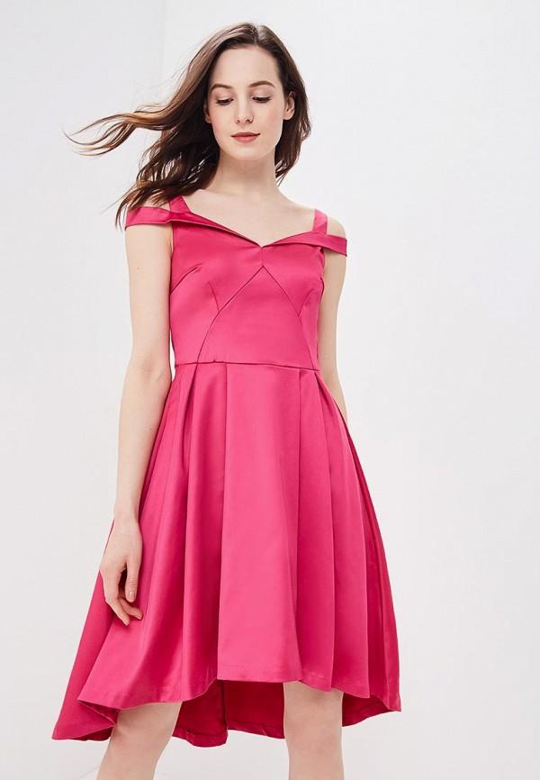 Купить Платье Befree, BE031EWBAAT5, розовый, Весна-лето 2018