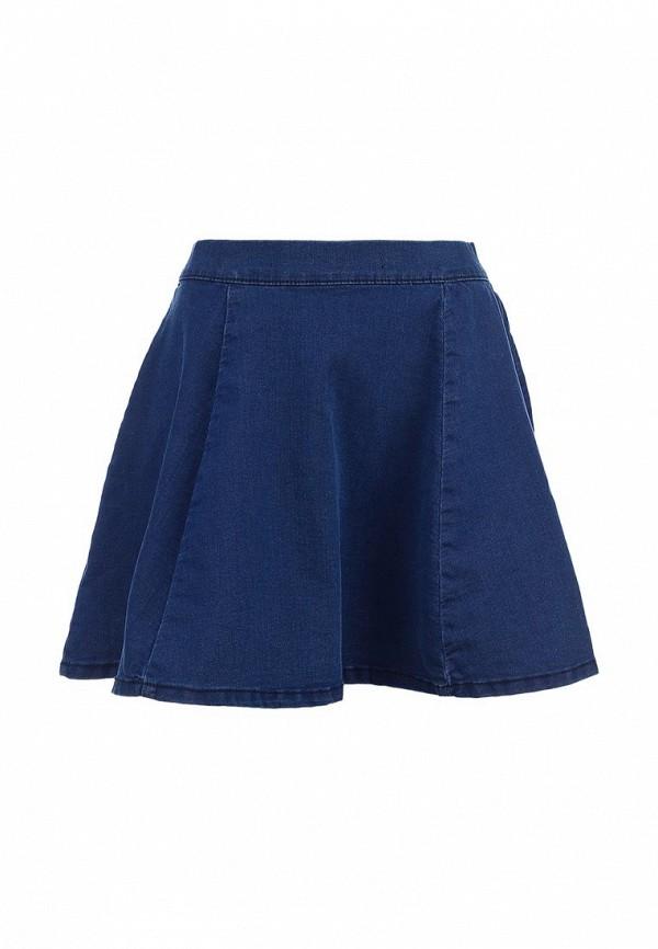Джинсовая юбка Befree 1431064216: изображение 1
