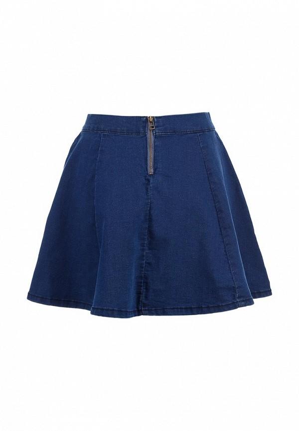 Джинсовая юбка Befree 1431064216: изображение 2