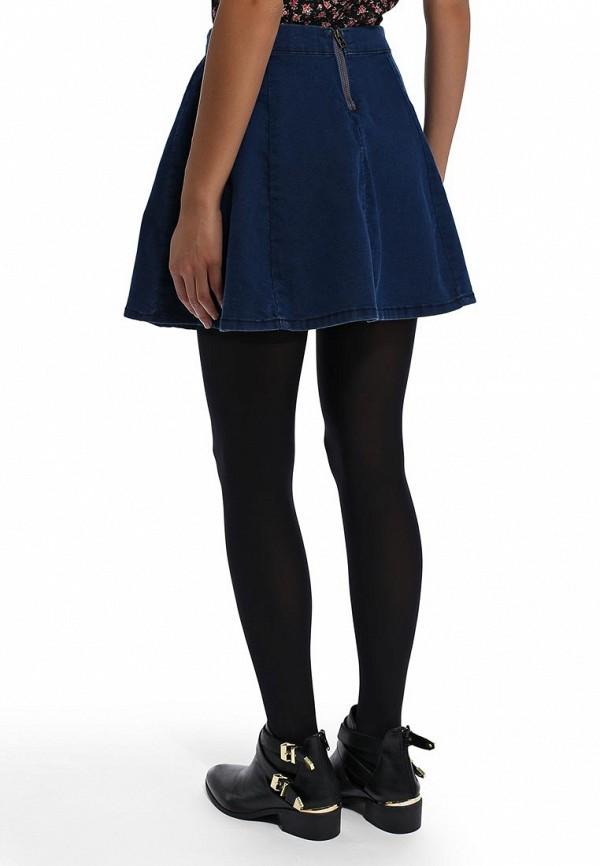 Джинсовая юбка Befree 1431064216: изображение 5