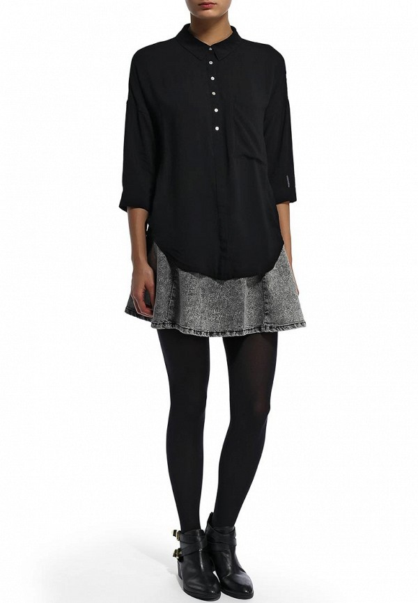 Джинсовая юбка Befree 1431064216: изображение 3