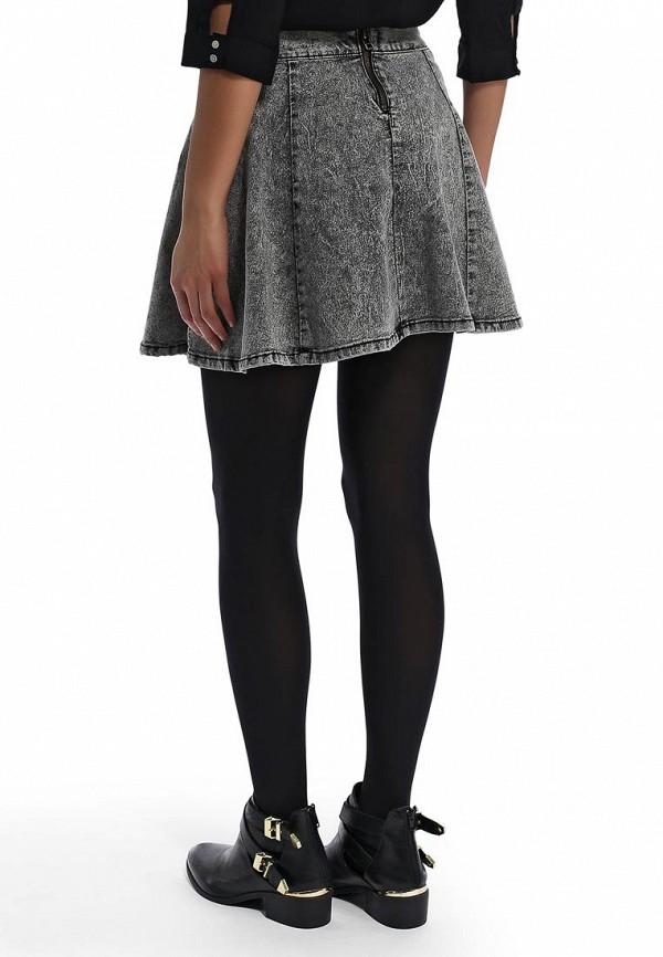 Джинсовая юбка Befree 1431064216: изображение 4