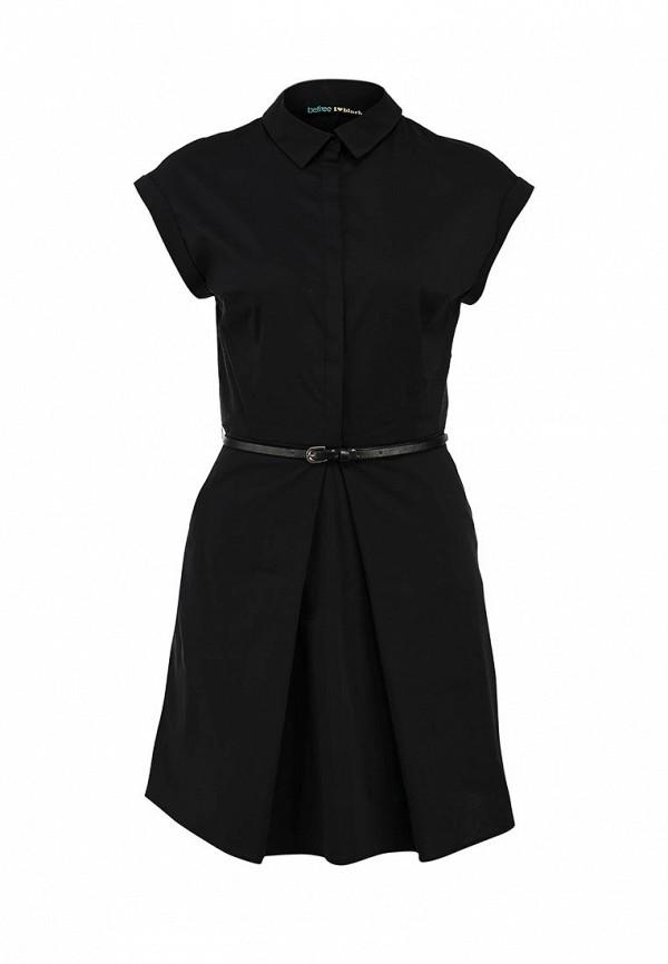 Платье-мини Befree (Бифри) 1431087549: изображение 1