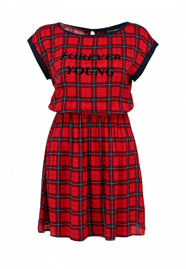 Платье-миди Befree 1431113517: изображение 1