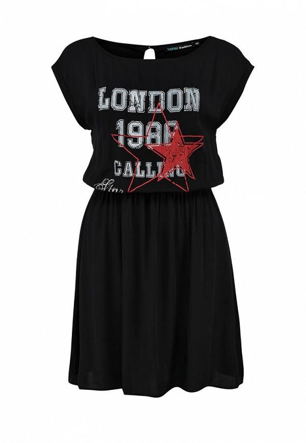 Платье-миди Befree (Бифри) 1431113517: изображение 1