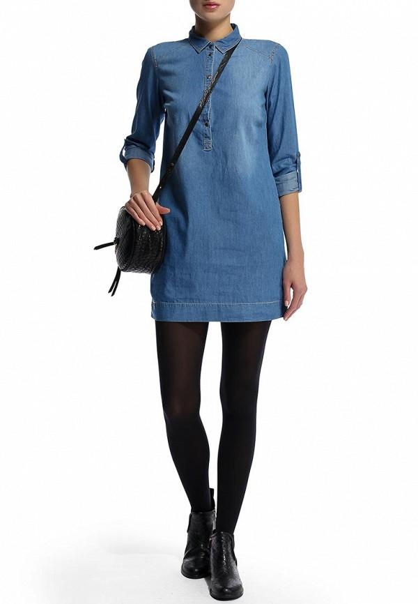 Платье-мини Befree (Бифри) 1431122560: изображение 3