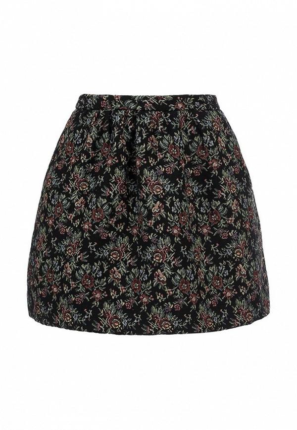 Широкая юбка Befree (Бифри) 1431143220: изображение 1