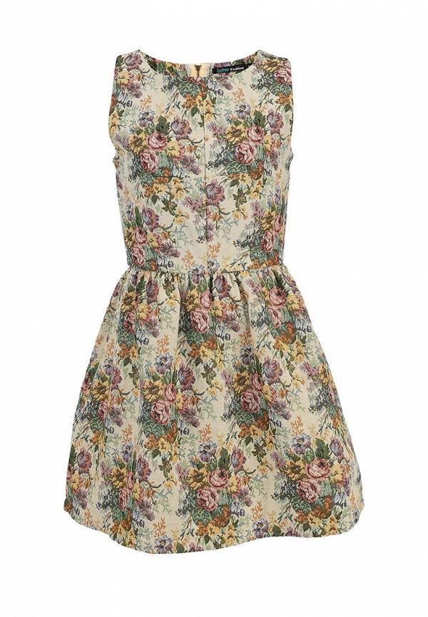 Платье-мини Befree (Бифри) 1431143554: изображение 1