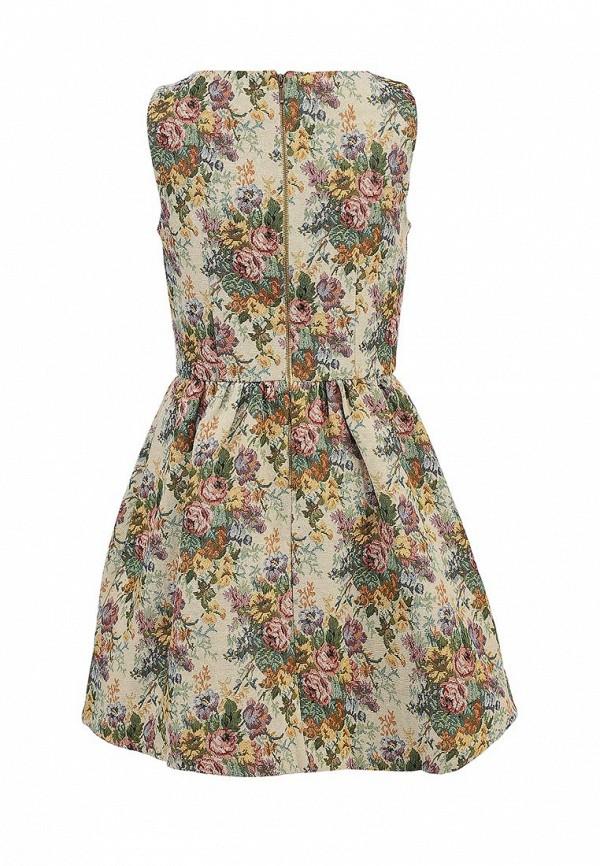Платье-мини Befree (Бифри) 1431143554: изображение 2