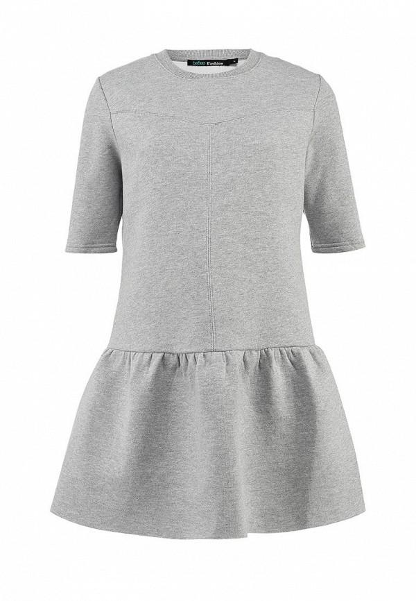 Платье-мини Befree 1431180579: изображение 1