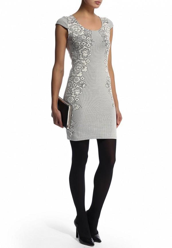Платье-миди Befree (Бифри) 1431183572: изображение 5