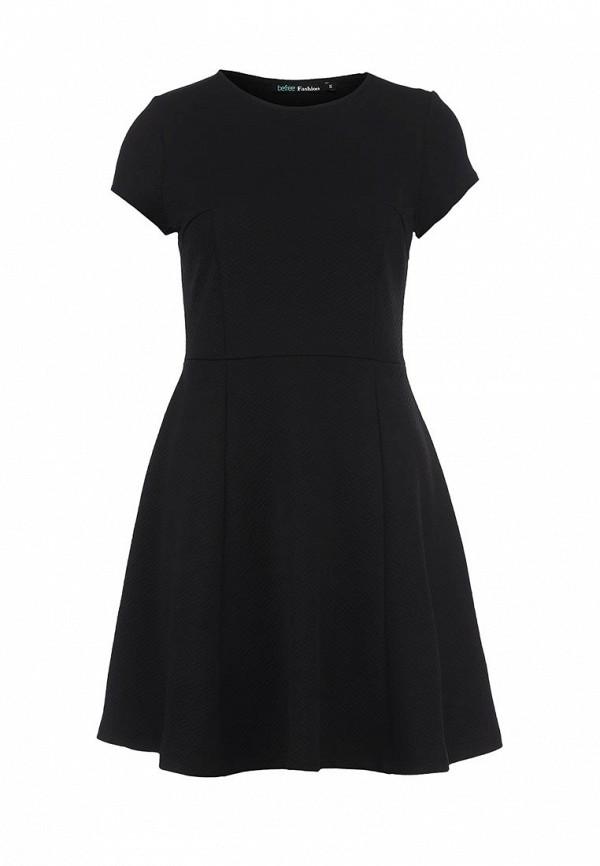Платье-мини Befree (Бифри) 1431185513: изображение 1