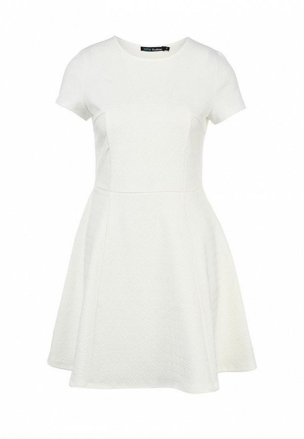 Платье-мини Befree 1431185513: изображение 1