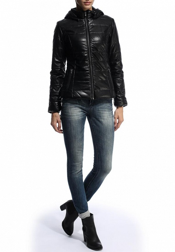 Кожаная куртка Befree (Бифри) 1431194129: изображение 4