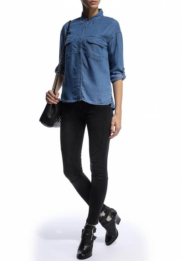 Рубашка Befree (Бифри) 1431217352: изображение 3