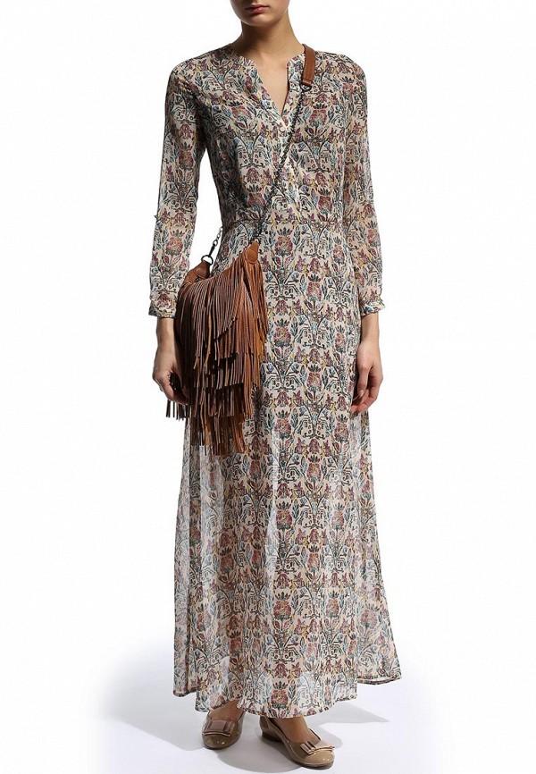 Платье-макси Befree (Бифри) 1431221595: изображение 3