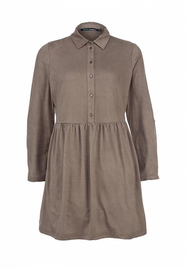 Платье-мини Befree (Бифри) 1431236588: изображение 1