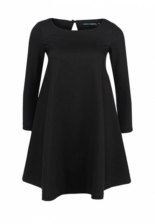 Платье-мини Befree (Бифри) 1431237587: изображение 1