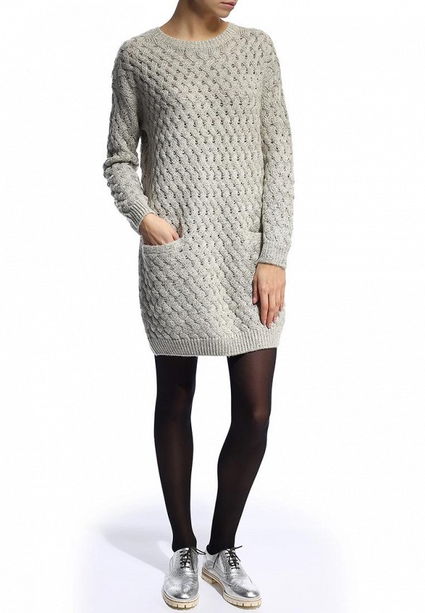 Вязаное платье Befree (Бифри) 1431241850: изображение 3