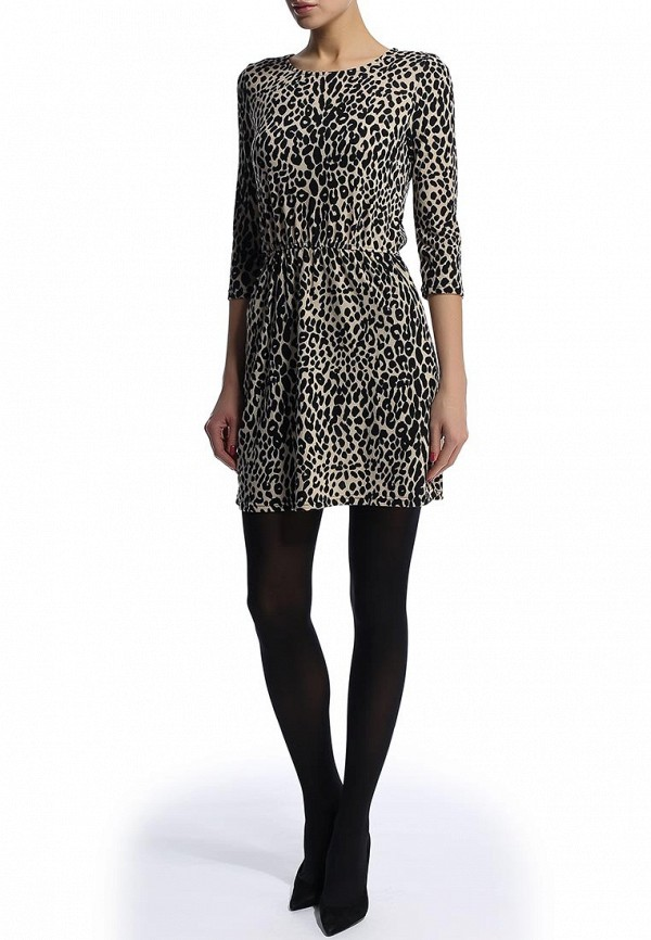 Платье-мини Befree 1431243592: изображение 3