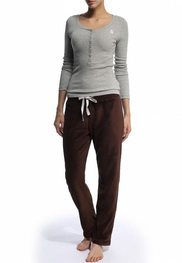 Женские домашние брюки Befree (Бифри) 1441002711: изображение 4