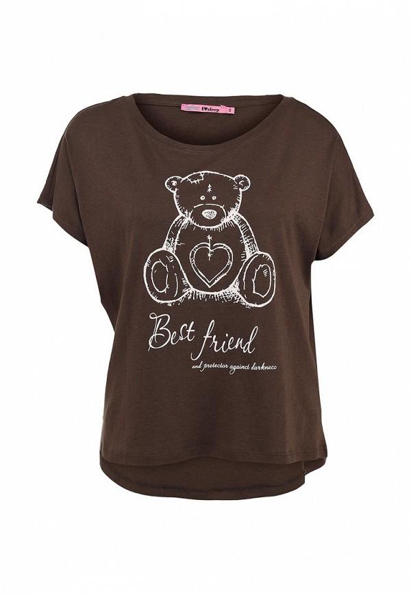 Домашняя футболка Befree (Бифри) 1441006410: изображение 1