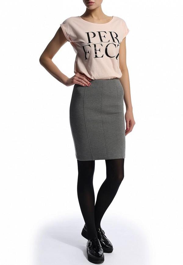Прямая юбка Befree (Бифри) 1441035202: изображение 4